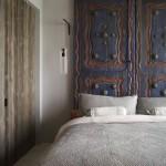 Thai Temple Doors in the Bedroom