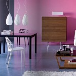 Modern Pink Living
