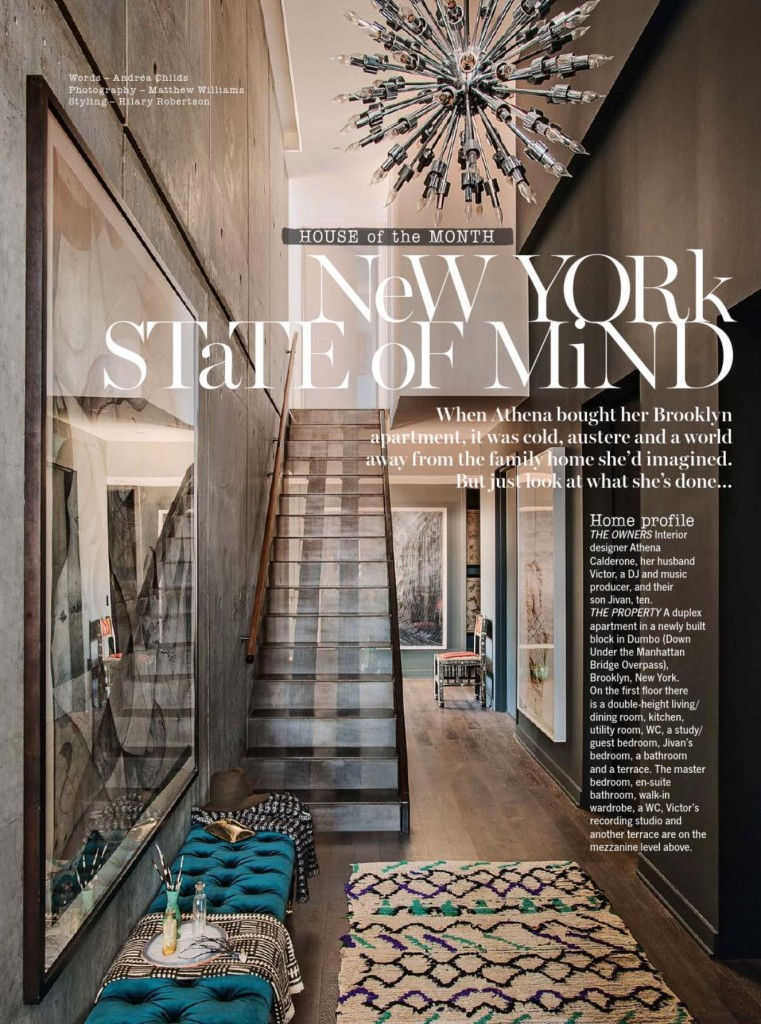 New York State Of Mind Interiors By Color