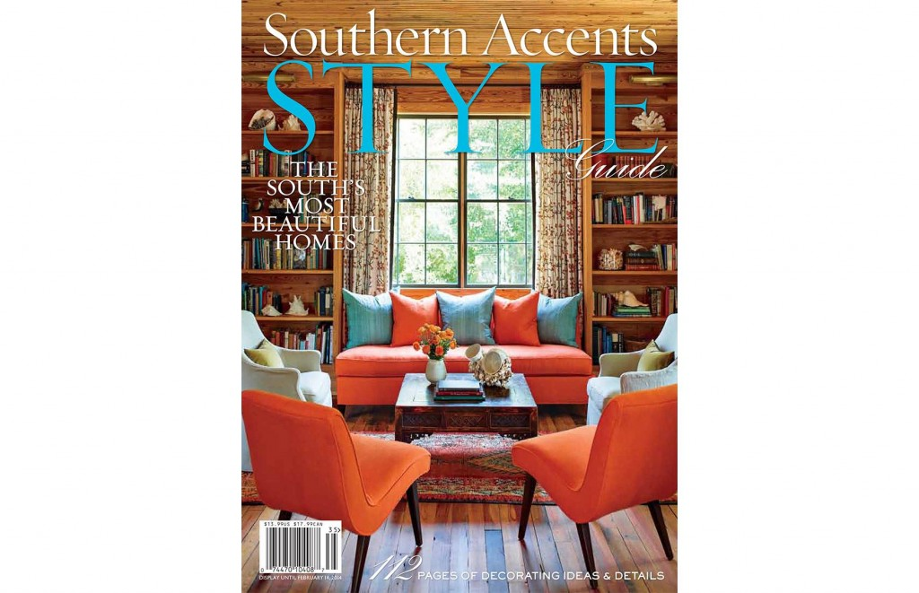 Southern Accents January 2014 cover