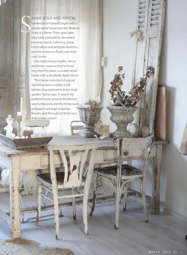 Shabby Look CARPROLA For