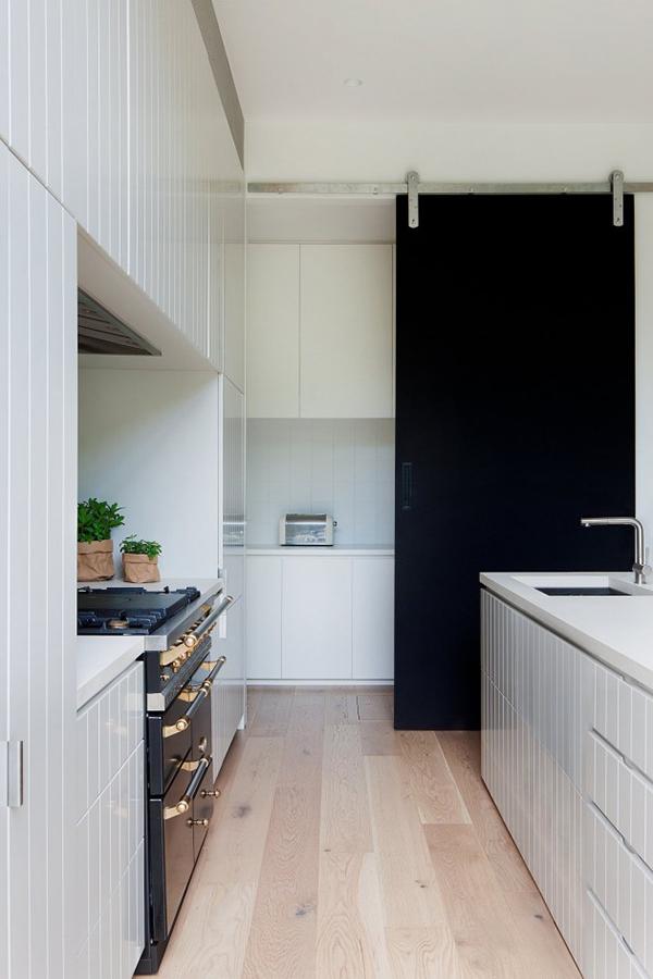 Edwardian to Modern Home kitchen 1