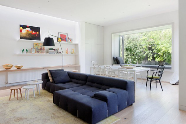 Edwardian to Modern Home Interiors By Color