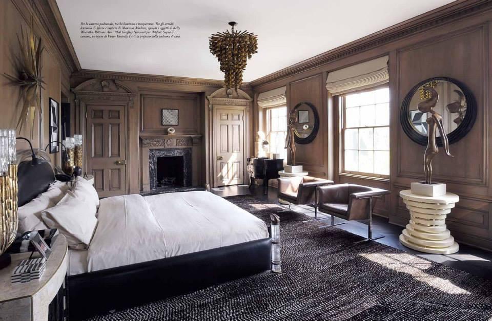 Bedroom Decor Masculine