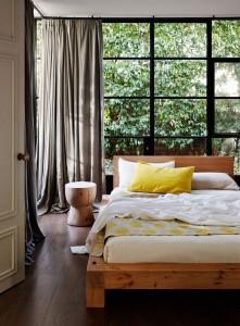 Airy Bedroom