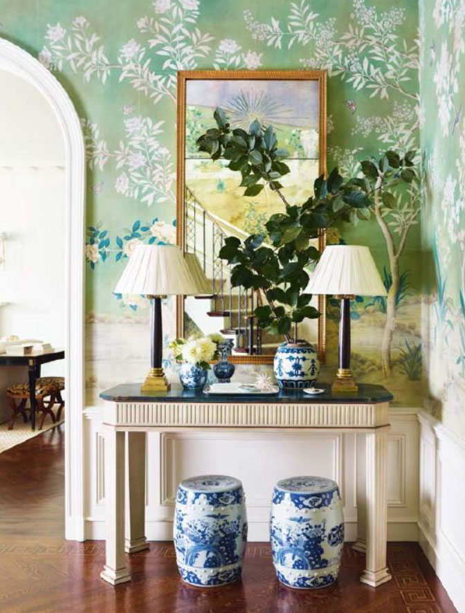 green-chinoiserie