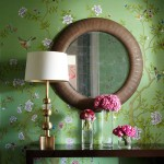 Foyer Green Chinoiserie