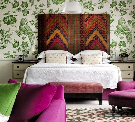 parrot green wallpaper