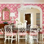 Dining in Pink