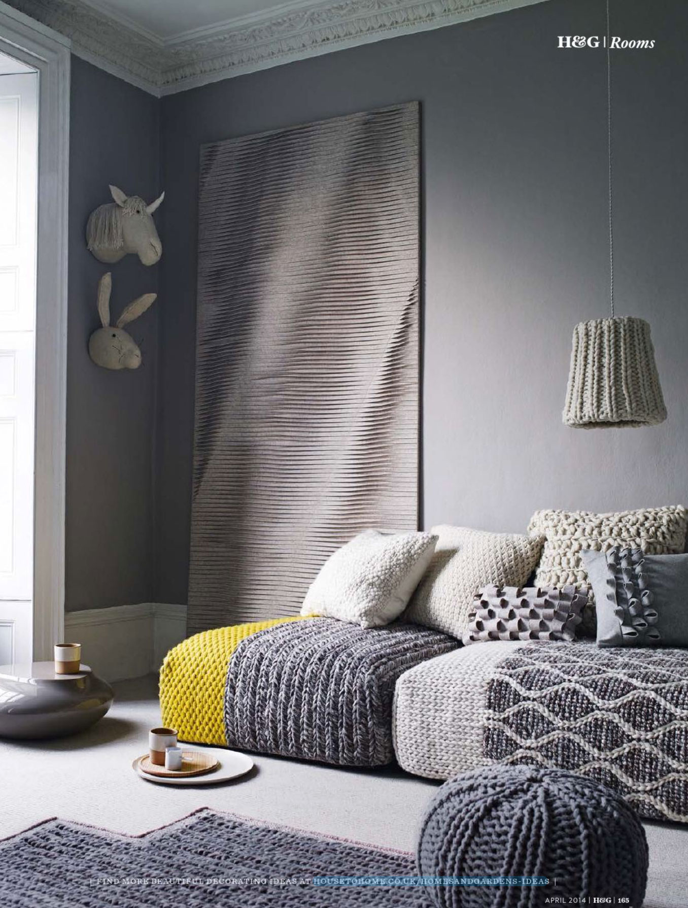 Wool Room Scheme Interiors By Color