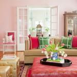 Elegant Eclectic Living