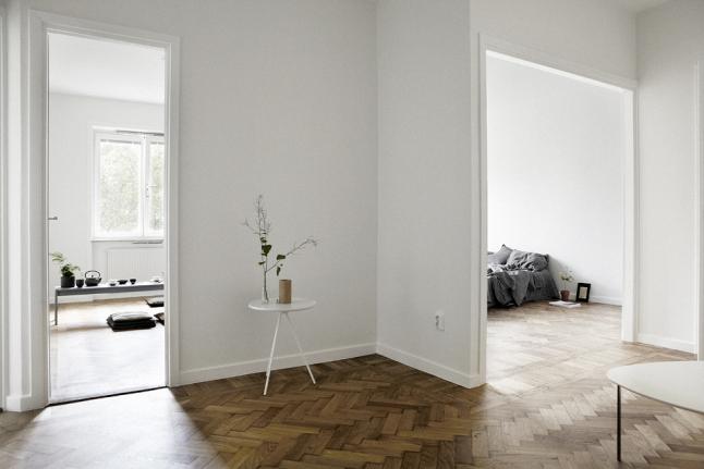 Minimal Japanese Style Apartment 2