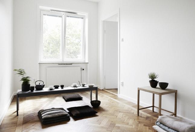 Minimal Japanese Style Apartment 3