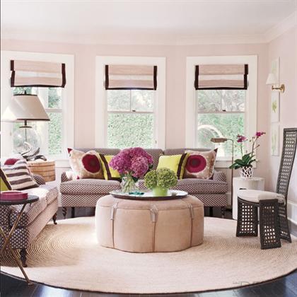 Southampton Cottage by Timothy Whealon living room