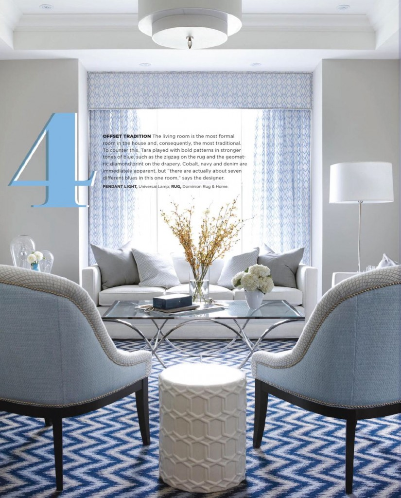 blue-white-living-space