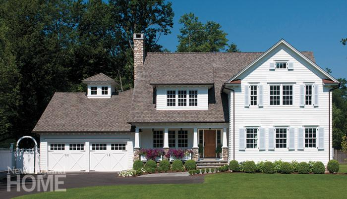 cottage modern home