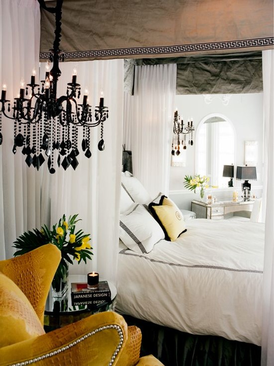 Black White And Yellow Bedroom Ideas 3 Amazing Design Ideas