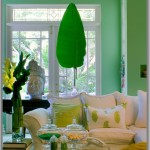 Green Leaf and Chartreuse