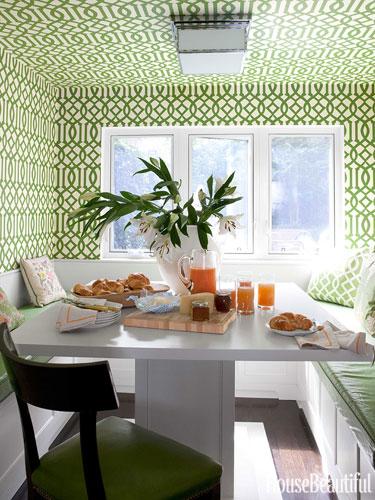 green breakfast nook miles redd