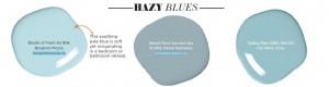 Paint Palette - Hazy Blues