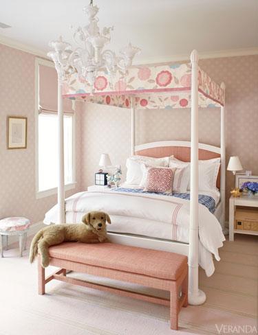 manhattan girls bedroom