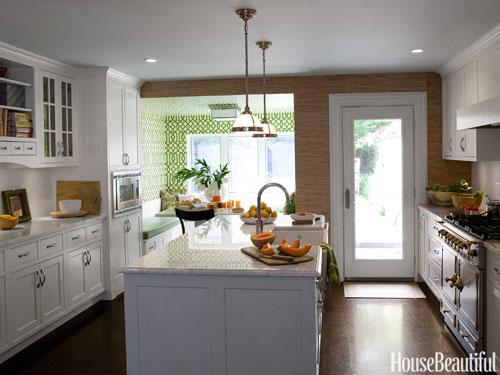 miles redd white kitchen