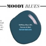Paint Palette - Moody Blues