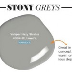 Paint Palette - Stony Grey