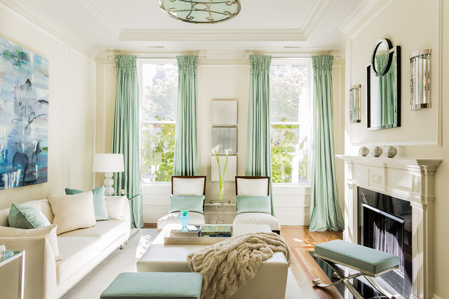 Boston Brownstone Makeover Interiors By Color