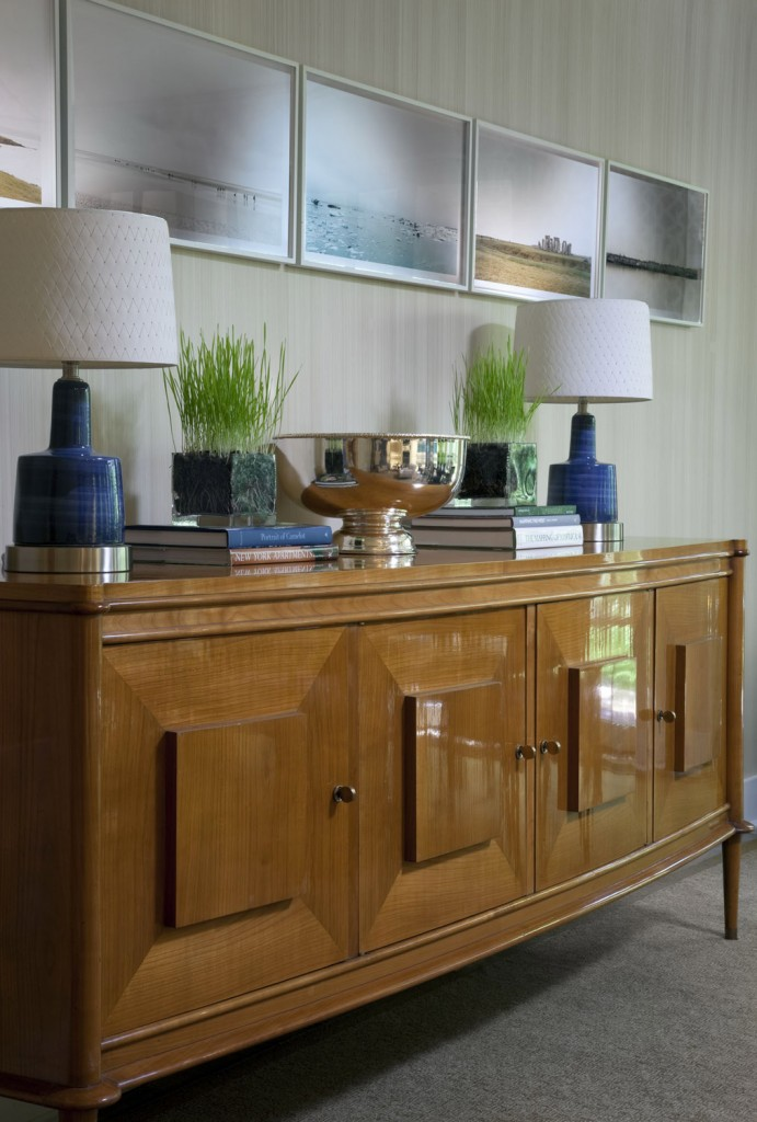 Upper Eastside Townhouse Interiors By Color