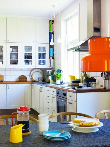 Scandinavian Kitchen by Anna Danielsson