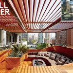 A Tall Order for Architectural Digest November 2013