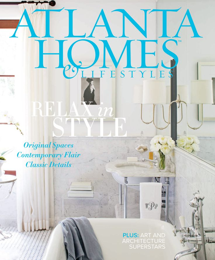 Atlanta Homes and Lifestyles May 2014