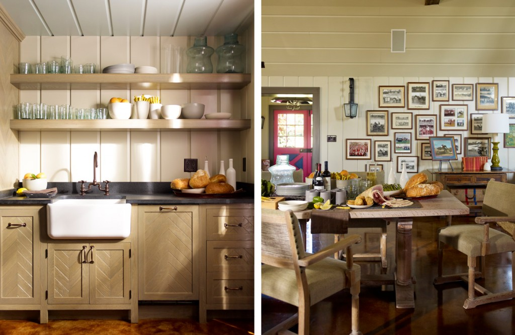 Barn Project by S.R. Gambrell kitchen dining