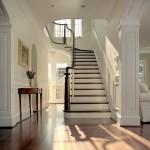 Linen White Staircase