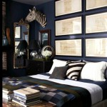 Master Bedroom in Blue Note Benjamin Moore