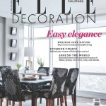 ELLE Decoration Philippines Dec-Jan 13.14