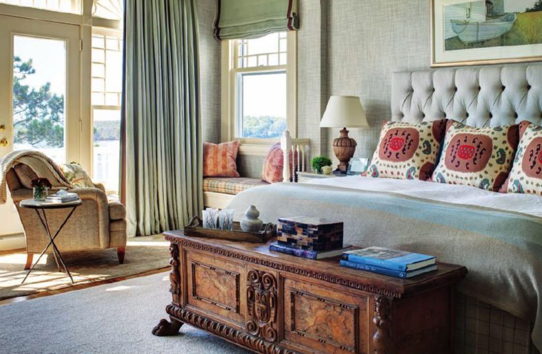 Fancy this from new england home interiors by color New england home interiors