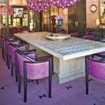 Violet Dining Room