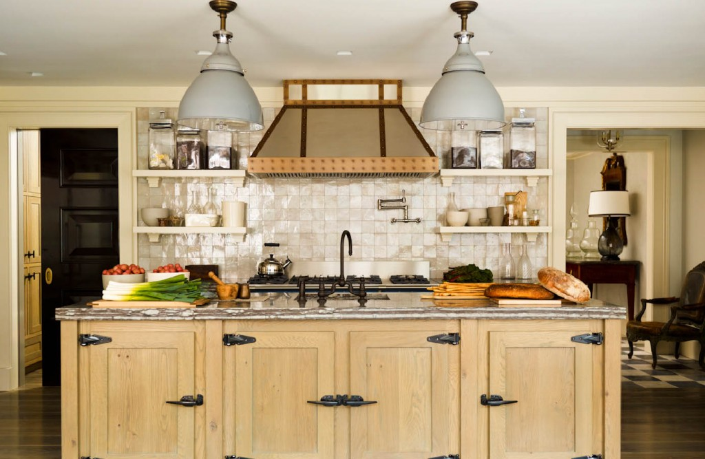 Lower Fifth Townhouse kitchen