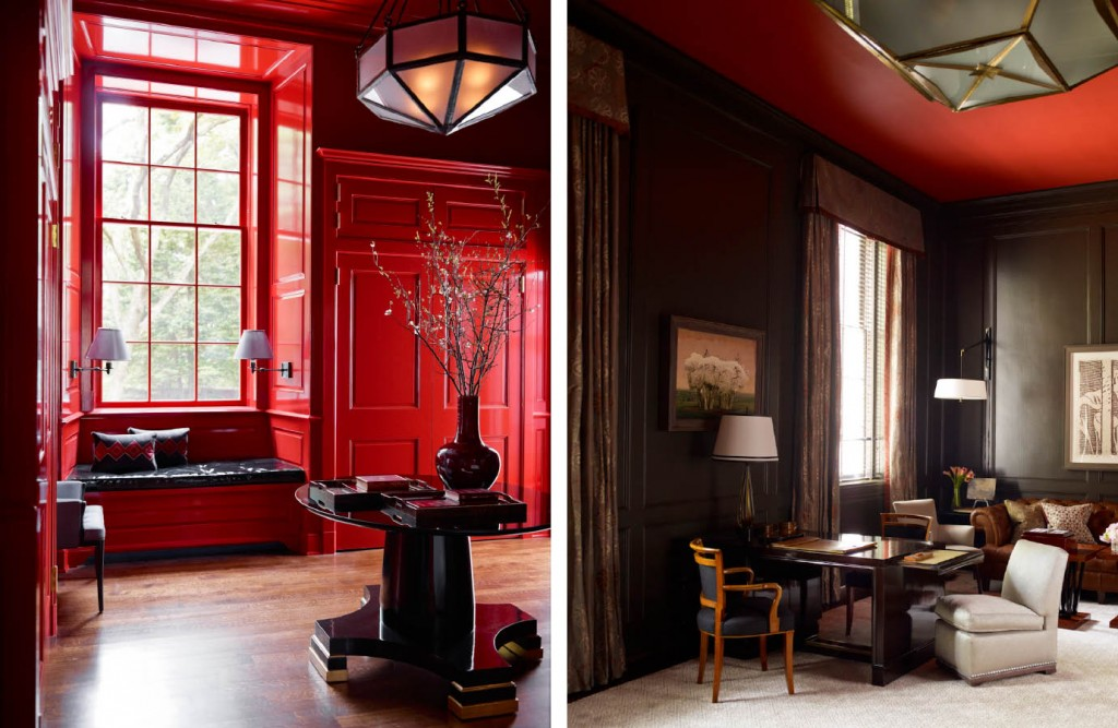Old Westbury Home Interiors By Color