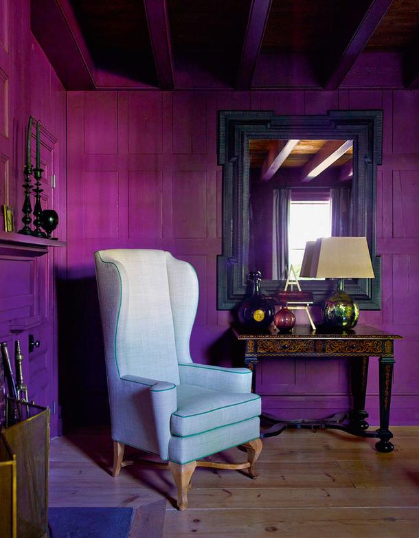Purple Living by Stephen Gambrell