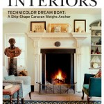 The World of Interiors Magazine Cover April 2014