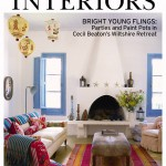 The World of Interiors Magazine Cover July 2014