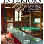 The World of Interiors Magazine Cover March 2014