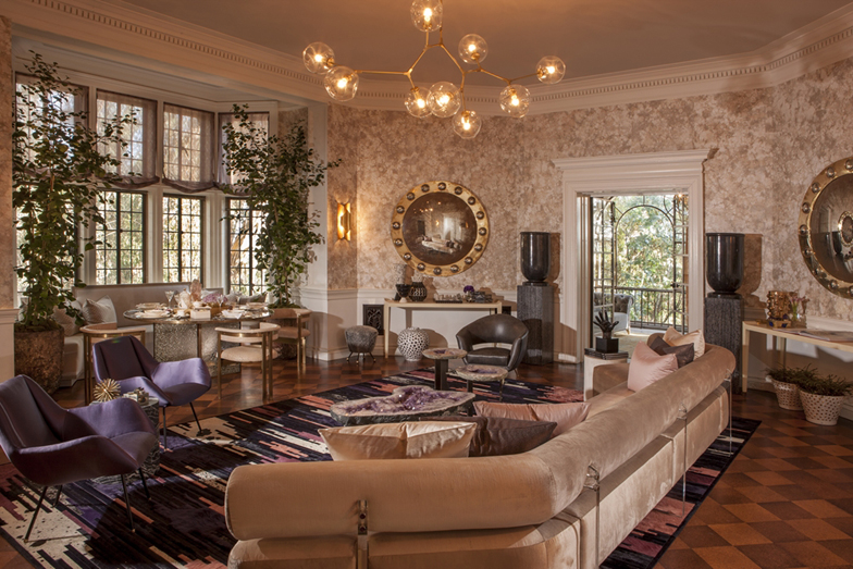 Greystone Mansion Showcase House By Ariane Bartosh