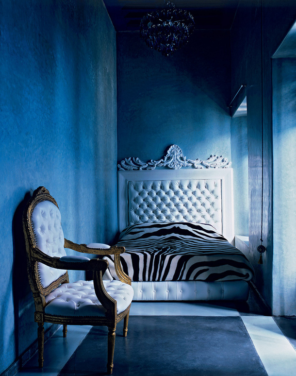 Marrakech Moody Blue Home