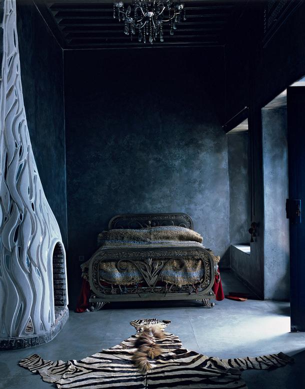 Bedroom Design Navy Blue