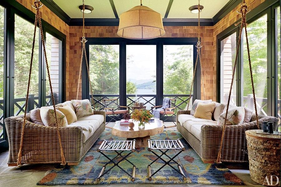 boathouse porch