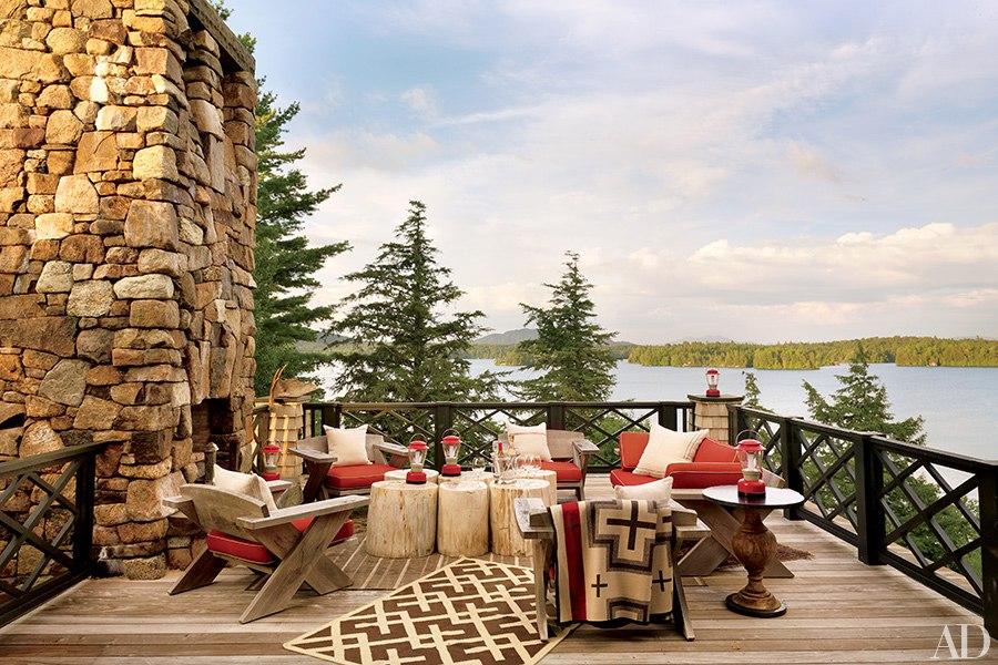 boathouse terrace